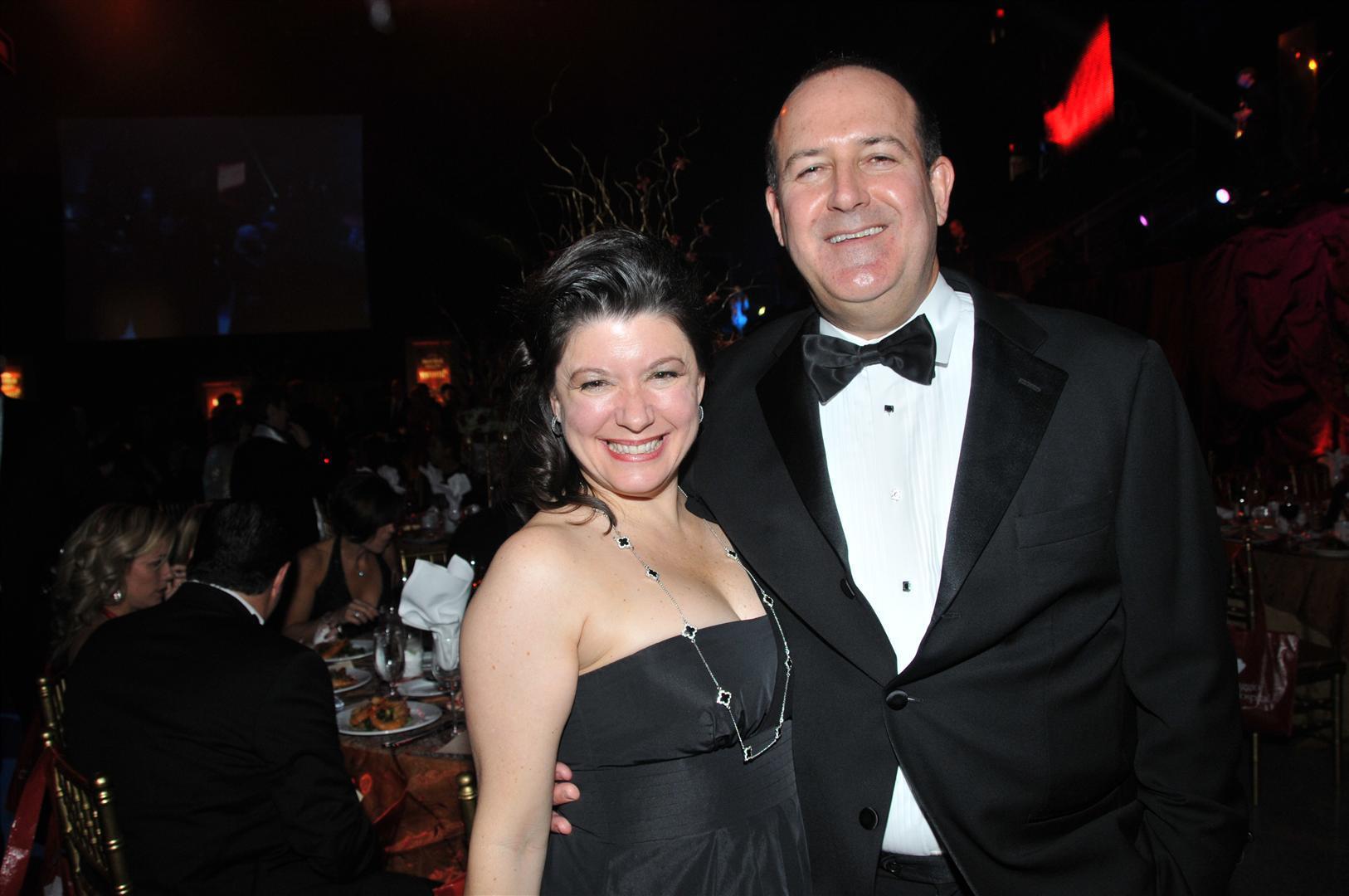 Ari and Tracy Dec 13 2011