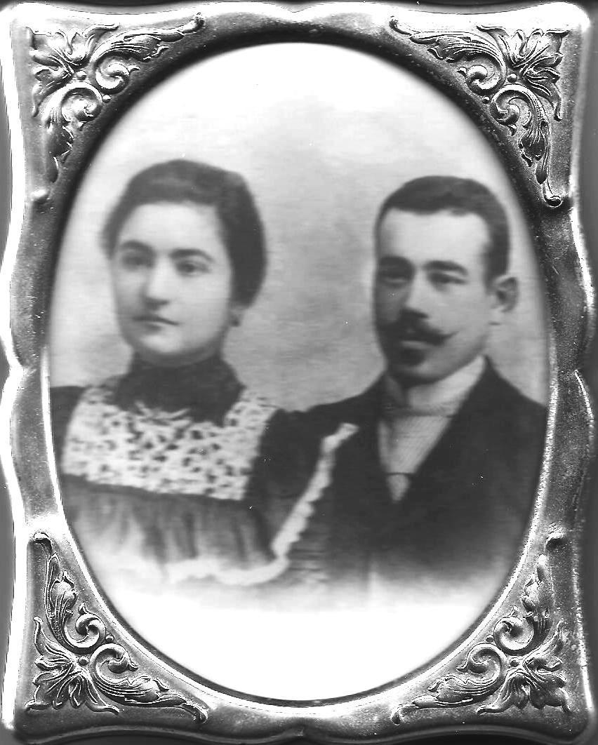 Bertha and Meyer Kromelow